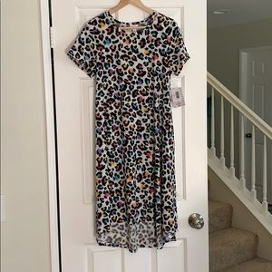 S Carly Dress NWT